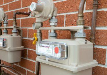 Australia House Gas Meters